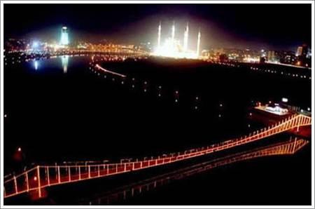 Adana'da  Gece