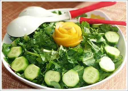 Afyon salatası