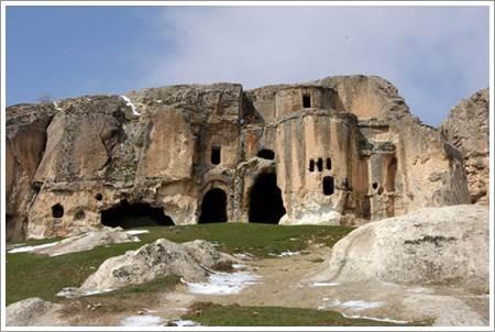 Afyonkarahisar Ayazini Kilisesi