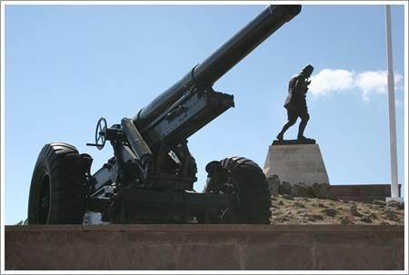 Afyonkarahisar Kocatepe Anıtı