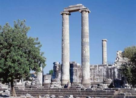 Aydın - Apollon Tapınağı