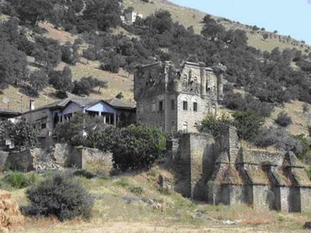 Aydın - Arpaz Kalesi