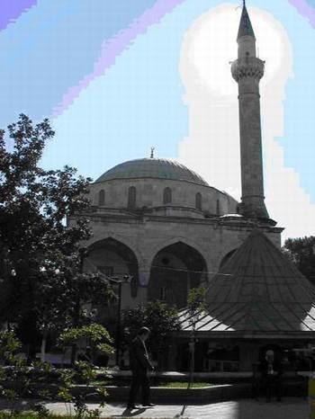 Aydın - Bey Camii