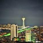 Ankara İlinin Coğrafyası, Yüzölçümü, Nüfusu ve İklimi