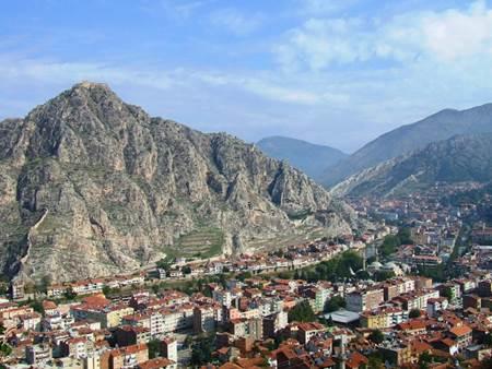Amasya dağları-1