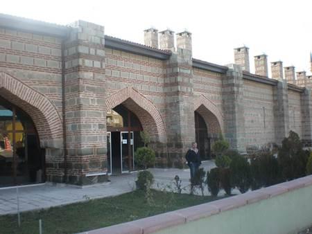 Mehmet Paşa Kervansarayı-2