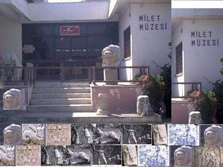 aydın milet müzesi