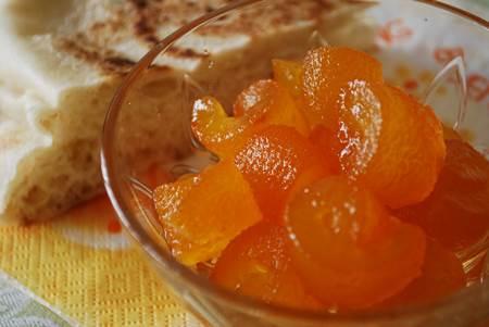 aydın turunç reçeli