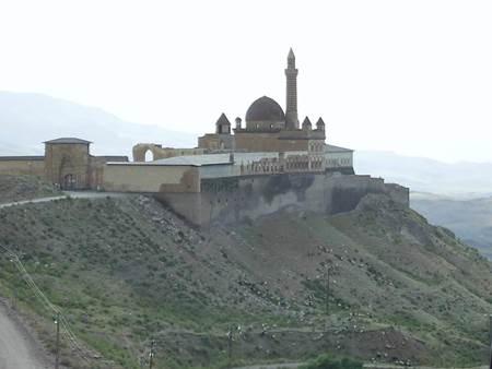 Ağrı İshak Paşa Sarayı-12