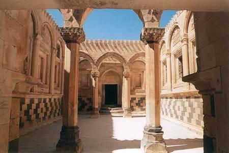 Ağrı İshak Paşa Sarayı-13