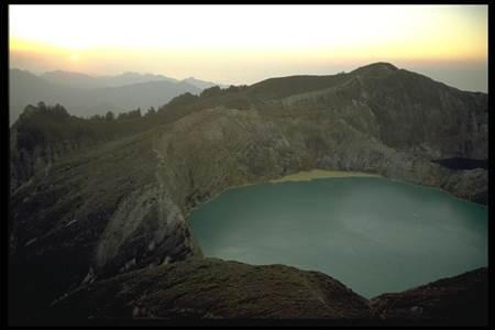 Bitlis Nemrut Dağı