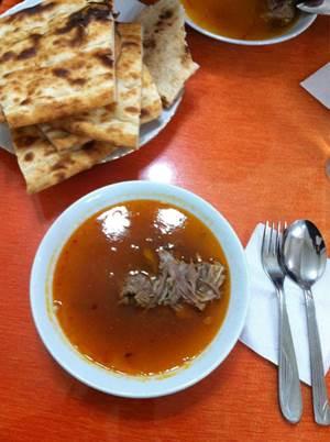 Bitlis avşor çorbası