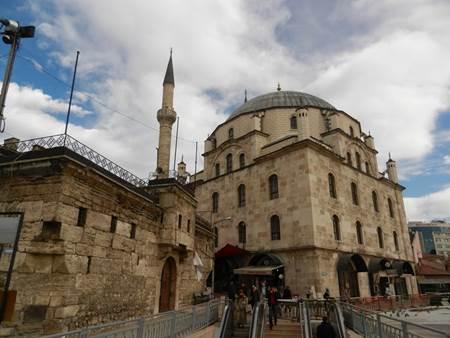 Bolu Büyük Cami (Yıldım Bayezit Camii)