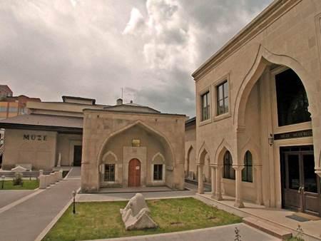 Burdur Pirkulzade Medresesi ve Kütüphanesi