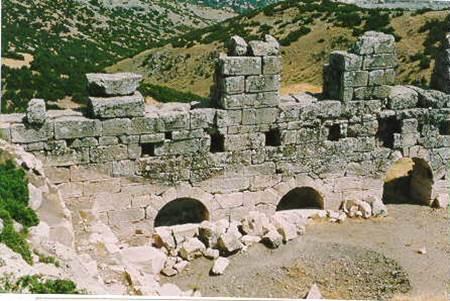 Burdur Tymbrianassus Antik Kenti