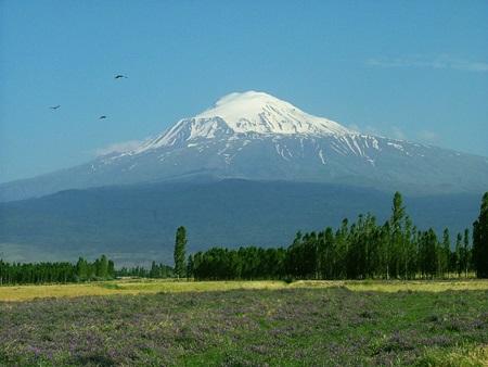 Ağrı Doğal Güzellik - Ağrı Dağı