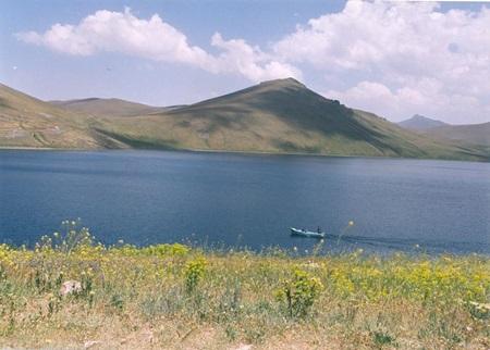 Ağrı Doğal Güzellik - Balık Gölü