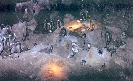 Ağrı Doğal Güzellik - Buz Mağarası