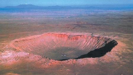Ağrı Doğal Güzellik - Meteor Çukuru