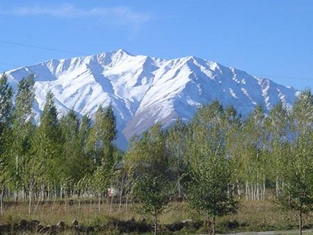 Ağrı Doğal Güzellik - Tendürek Dağı