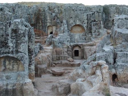 Adıyaman Gümüşkaya Mağaraları
