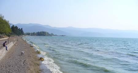 Bursa İznik Gölü