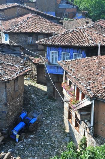 Bursa Cumalıkızık Evleri