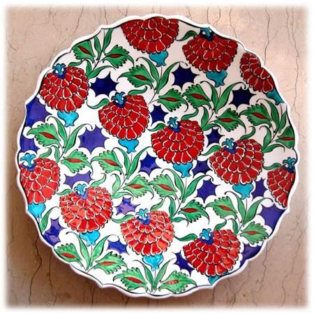Bursa El Sanatları - İznik Çiniciliği