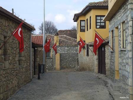 Canakkale Atatürk Evi