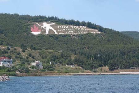 Canakkale Gelibolu Yarımadası Tarihi Milli Parkı