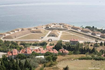 Canakkale Namazgah Tabyası