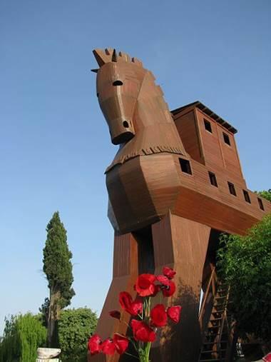 Canakkale Truva Atı-1