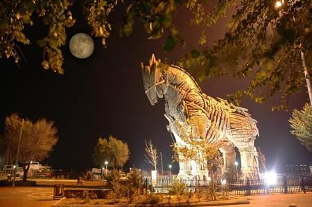 Canakkale Truva Atı-2