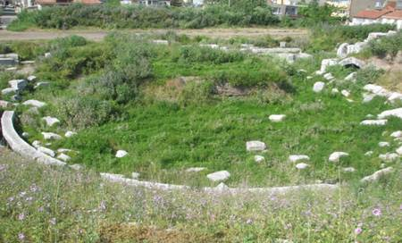 iznik roma tiyatro kazısı