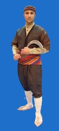 Adıyaman Erkek Yöresel Giysiler