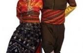 Adıyaman Halk Oyunları ve Halk Oyunlarında Giyilen Erkek ve Kadın Giysileri