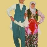 Adana'da Giyilen Yöresel Giysiler ve Yapılan El Sanatları