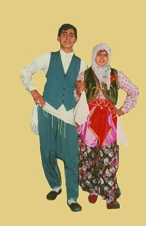 Adana yöresel giyim kuşam