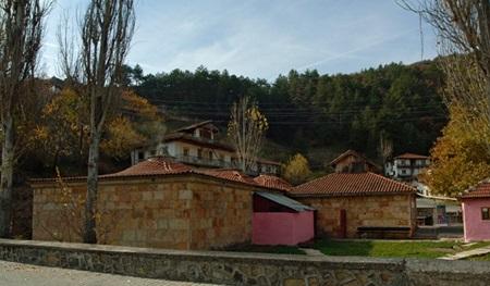 Ankara Doğal Güzellikleri - Şey Hamamı Kaplıcası