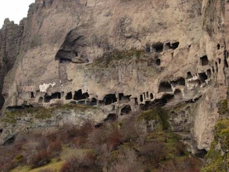 Ankara Doğal Güzellikleri - Bizans Dönemi Mağaraları