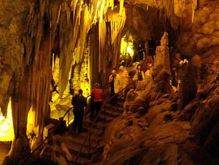 Antalya Doğal Güzellik - Dim Mağarası