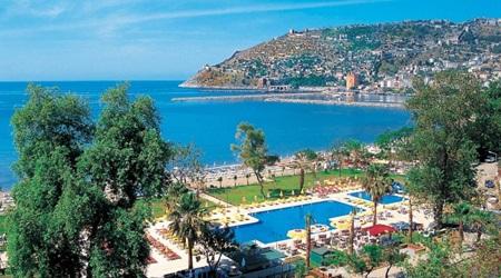 Antalya Doğal Güzellik - Doğu (Keykubat) Plajı