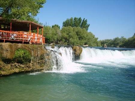 Antalya Doğal Güzellik - Manavgat Şelalesi