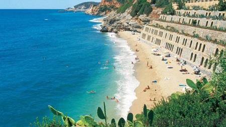Antalya Doğal Güzellik - Ulaş Plajı