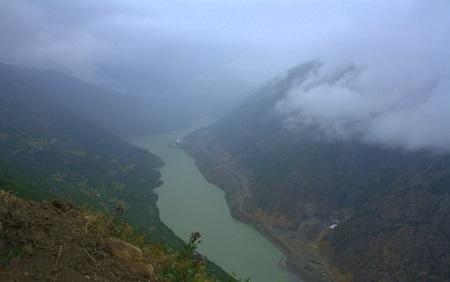 Artvin Doğal Güzellik - Çoruh Nehri