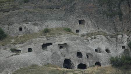Cankırı İndağı Kaya Mezarları