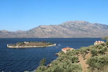 Aydın Bafa Gölü Tabiat Parkı