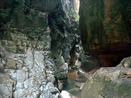 Aydın Karabağlar Kanyonu