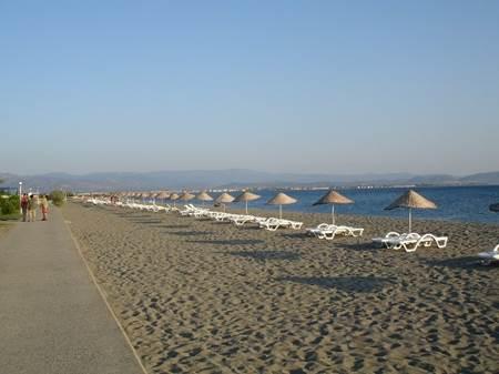 Balıkesir Doğal Güzellikleri - Akçay plajı