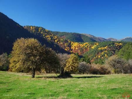 Corum dağları
